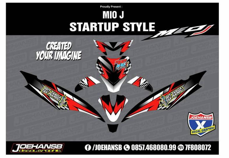 Mio Decals Custom Vinyl Decals - Mio decalssticker design mio sporty