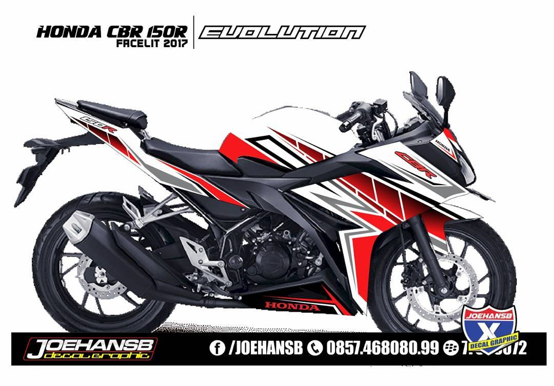 Modif Motor Honda Cb150r Kawan Modifikasi