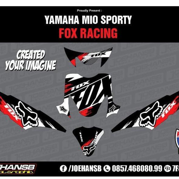 Yamaha Mio Decals Stickers Satu Sticker - Mio decalsmodifikasi striping mio j striping stickers decals joehansb